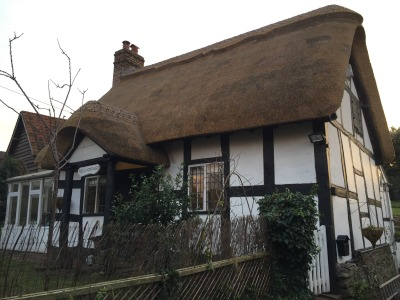 Thatching Is The Most Common Roofing Material In The World, Popular For Its  Insulation And Sustainability. The Traditional Herefordshire Thatch Uses  Long ...